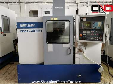 فرز سی ان سی سه محور Mori Seiki mv40 3AXIS ساخت ژاپن